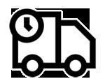 Контролировать доставку грузов