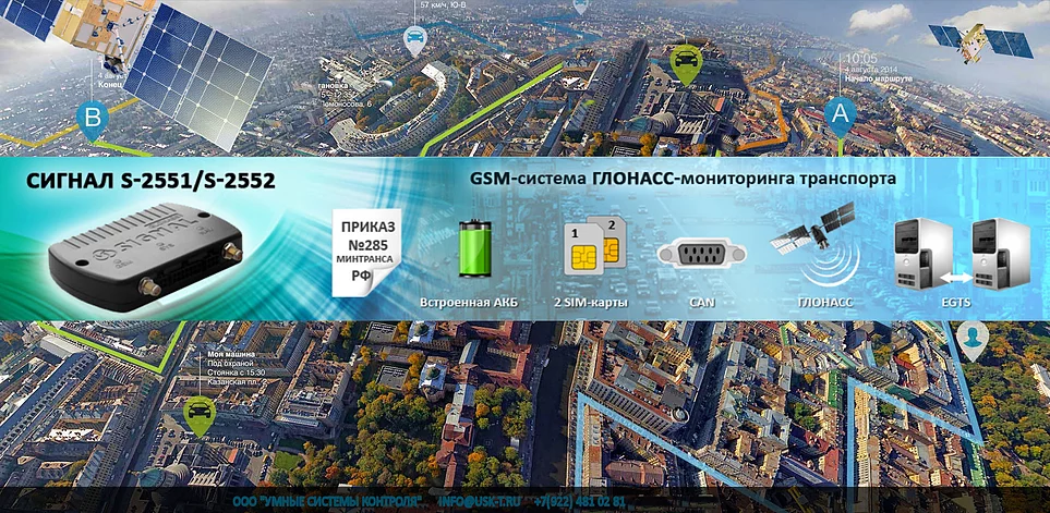 GPS-Глонасс usk-t.ru