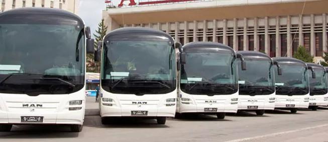 Мониторинг общественного транспорта